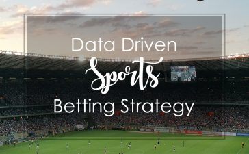 Data-driven Sports Betting Strategy Blog Featured Image