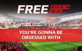 The free soccer betting tips site you're gonna be obsessed with